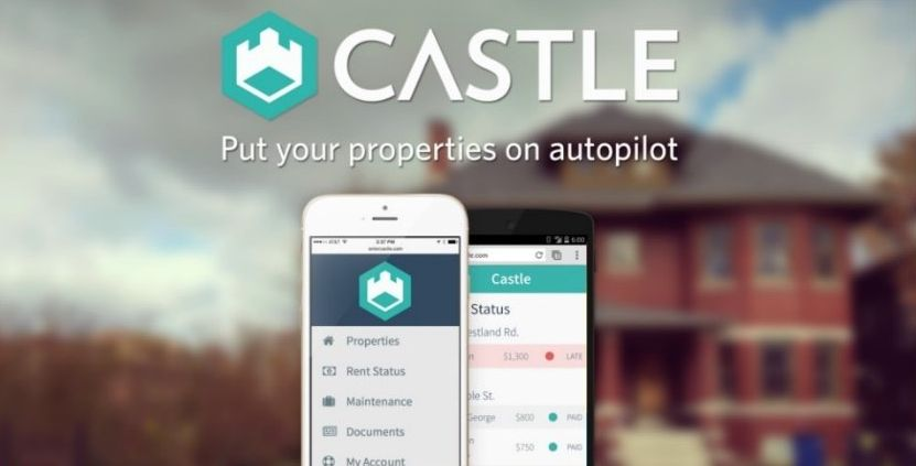 Pitch Deck that raised $270k for the startup 'Castle'