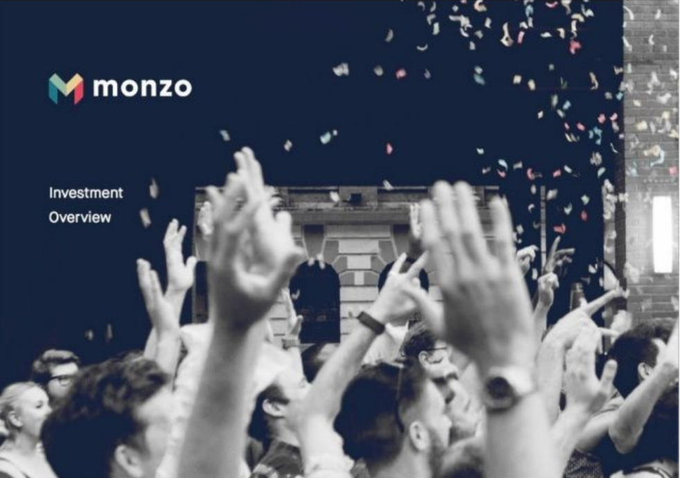 Monzo: £19.3M VC investment turned into $2B. Monzo's Series C pitch deck
